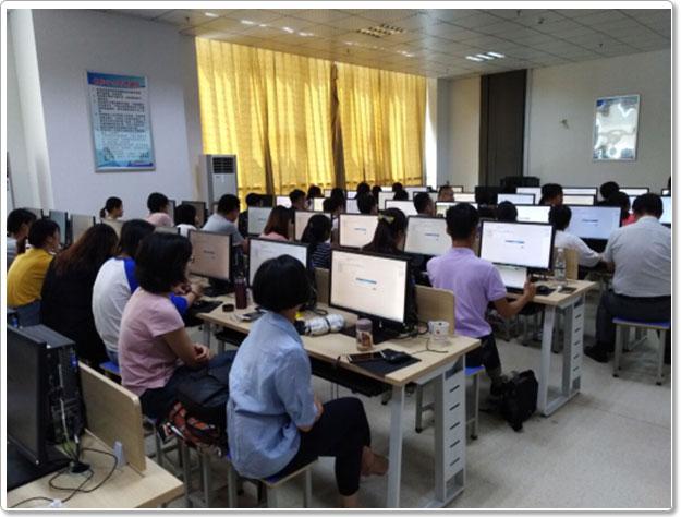 热烈庆祝2018年安徽省大学生财税技能大赛赛前说明会圆满成功