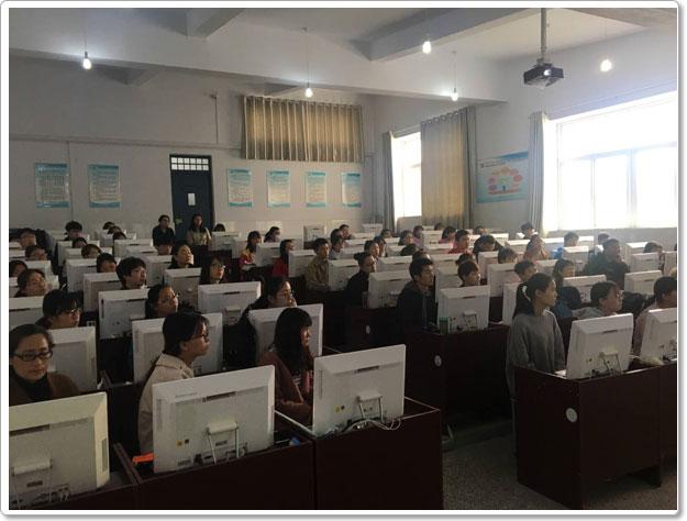 2018年许昌市中职财经专业税务技能竞赛师资培训班